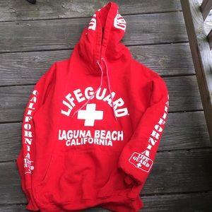 Tops - Laguna Beach Lifeguard Hoodie